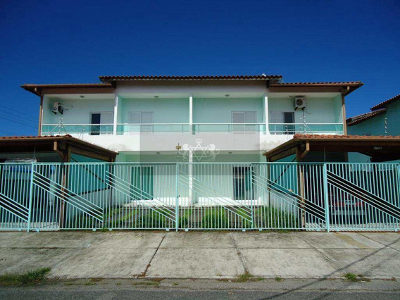Sobrado Em Condomínio 2 Qtos, Indaiá, Caraguatatuba R$ 319 Mil - V334