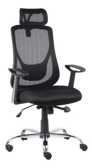 Cadeira Escritorio Alpha Presidente Ergon + Pu Full