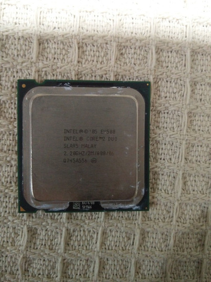 Processador Intel Core 2 Duo E4500, 2.2ghz, Socket Lga 775