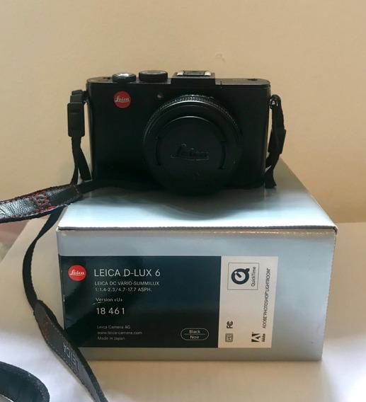 Leica D-lux 6 Excelente Estado!