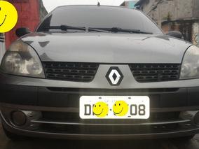 Renault Clio Expression Hi-flex 1.6 16v,zerado, Impecável