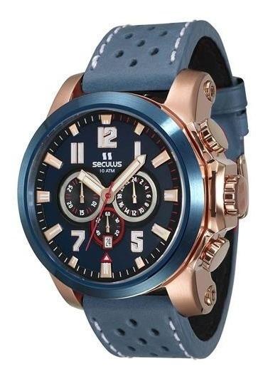 Relógio Seculus 13001gpsvrc1 Cronógrafo