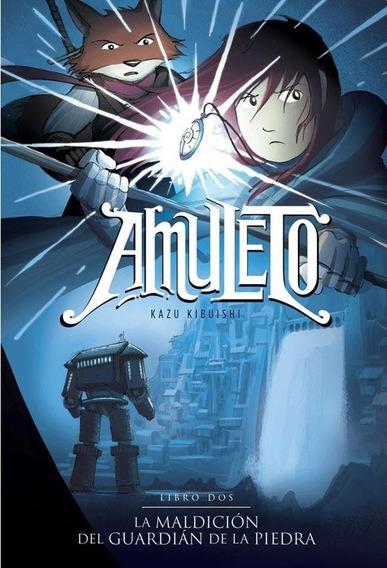 Libro Amuleto 2 - La Maldición Del Guardián - Kazu Kibuishi