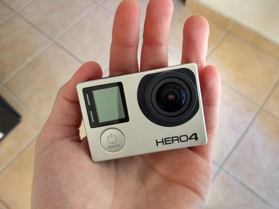 Câmera Gopro Hero 4 Black Completa
