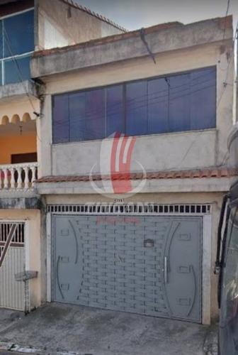 Imagem 1 de 2 de Sobrado Para Venda No Bairro Jardim Santa Terezinha (zona Leste) - 3 Dorms E 2 Vagas - 5750