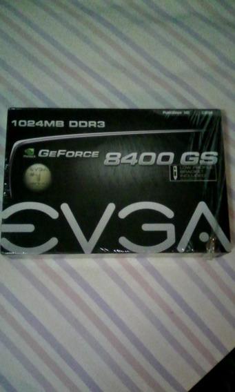 Tarjeta De Video Geforce 8400 Gs 1gb -50gren-*