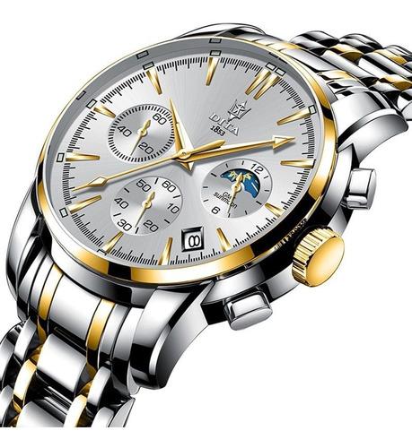 Relógio De Pulso De Quartzo Dita Dsj Fashion Casual Sport