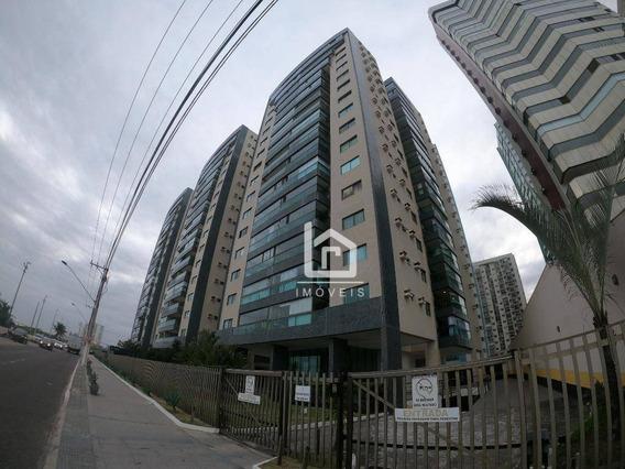 Apartamento Com 3 Dormitórios À Venda, 123 M² Por R$ 500.000 - Praia De Itaparica - Vila Velha/es - Ap0165
