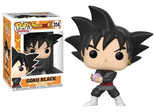 Pop! Animation: Dragon Ball Super - Goku Black Blue Marble