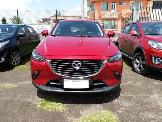 Mazda Cx 3 Motor 2.0 Modelo 2018 Rojo 5 Puertas