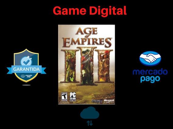 Age Of Empires 3 Envio Digital