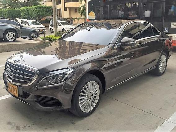 Mercedes Benz Clase C200 +
