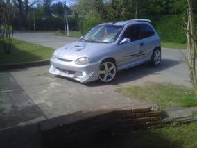 Chevrolet Corsa Tuning