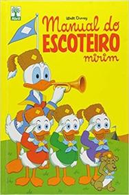 Manual Do Escoteiro Mirim, Reedição Do Manual De 1971