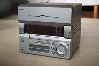 Amplificador Sony P11 A Revisar