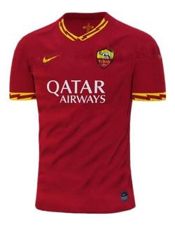 Camisa Roma Home 19-20 ( Pronta Entrega ) Envio 24h