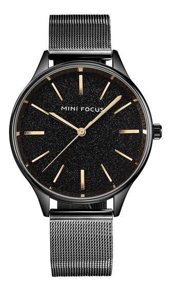 Mini Focus Mulheres Quartz Relógio