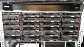 Servidor Storage Hds Novos Supermicro E5 2620 Fonte Redund