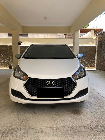 Hyundai Hb20 1.0 Unique Flex 5p 2019