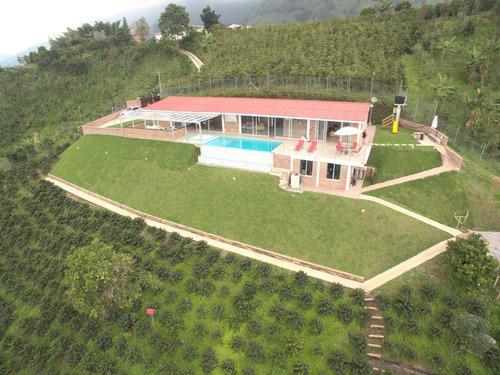 Venta Casa Campestre Vereda Llanitos, Villamaria Cod  4165226