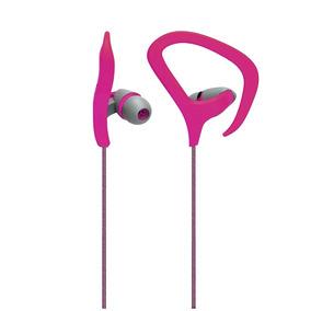 Fone De Ouvido Auricular Com Microfone Rosa Ph166 Multilaser