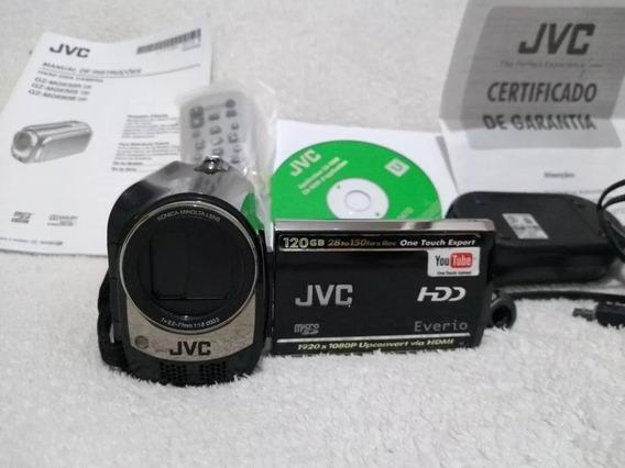 Filmadora : Lcd Montado Camera Jvc Gz-mg330.