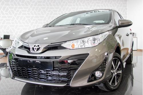 Toyota Yaris Hatch 1.5 Xs Connect Cvt (flex)