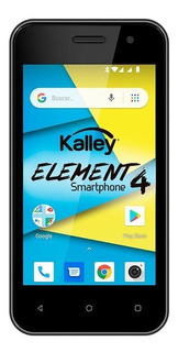 Celular Kalley Element 4 Almacenamiento De 4gb Ram De 512mb.