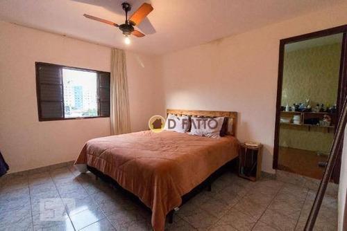 Sobrado Com 4 Dormitórios À Venda, 134 M² Por R$ 400.000,00 - Vila Rosália - Guarulhos/sp - So0746
