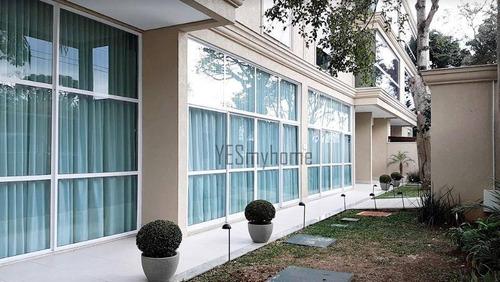 Linda Cobertura Dúplex Com 269 M² Privativos A Venda Próximo Ao Graciosa Country Club - Co0292