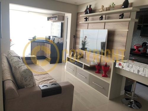 Imagem 1 de 14 de Apartamento Vila Prudente Finamente Decorado - Metropolitam