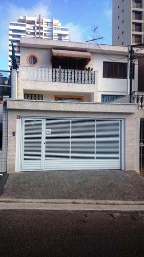 Imagem 1 de 28 de Lindo Sobrado À Venda, 3 Dormitórios, 2 Vagas - São Diogo - São Bernardo Do Campo  - 50378