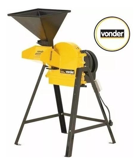 Triturador Picador Forrageiro Monofásico C/ Peneiras Vonder