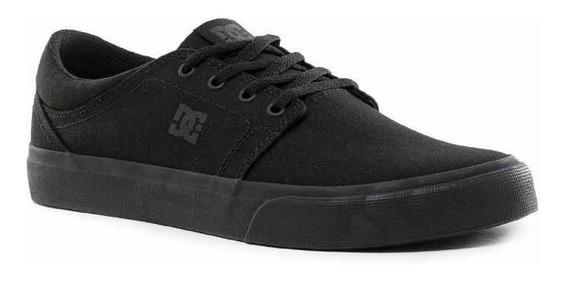 Zapatillas Dc Trase Tx Totally Black