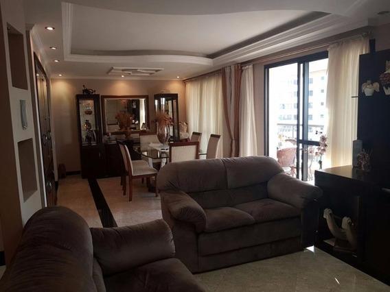 Apartamento Residencial À Venda, Vila Alpina, São Paulo. - Ap3335