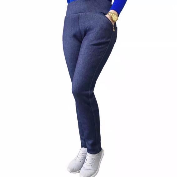 Calzas Jeans Chiporro Invierno Mujer Compra 3 Envio Gratis