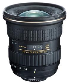 Lente Tokina At-x 11-20mm F/2.8 Pro Dx Para Nikon