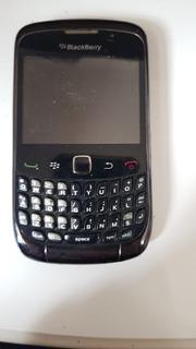 Celular Blackberry Curve 8520 Sucata Para Peças Ref: R361
