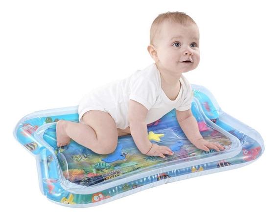 Colchoneta De Juegos Con Líquido Inflable Para Bebé