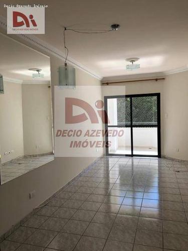 Imagem 1 de 5 de Apartamento Com 2 Dormitórios Para Alugar, 63 M² Por R$ 1.000,00/mês - Jardim Independência - Taubaté/sp - Ap0048