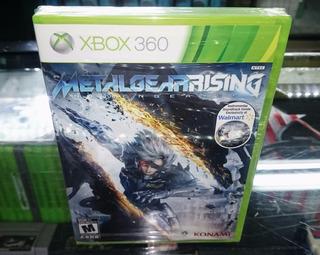 Metal Gear Rising Revengeance + Soundtrack (hit Games Shop)