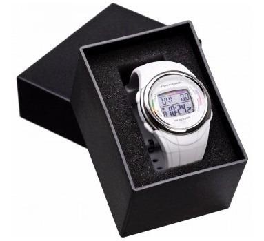 Relógio Guepardo Sensor Uv - Master White - Oe0400