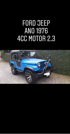 Jeep Ford Jeep Willys 76
