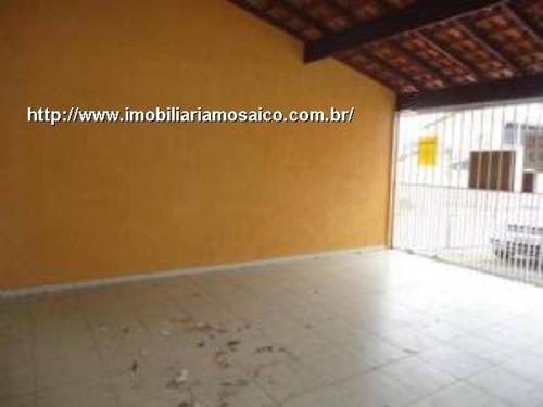 Imagem 1 de 25 de Casa Térrea Com 03 Dormitórios, 02 Suites - 81141 - 4491304