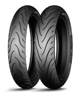 Llantas Michelin 160/60-17 Y 120/70-17 Pilot Street Radial