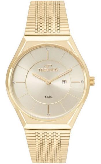 Relógio Technos Feminino Gl15ar4x