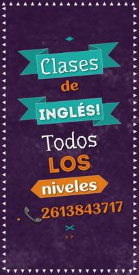 Clases Particulares De Inglés!