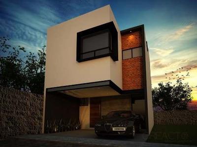 Hermosa Casa En Preventa En Residencial Lucendi
