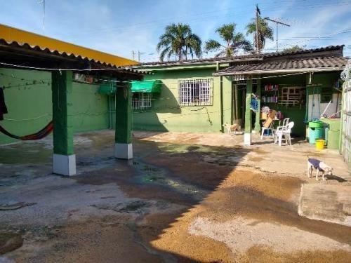 Imagem 1 de 10 de Casa De Esquina No Jardim Corumbá - Itanhaém 5475 Sanm