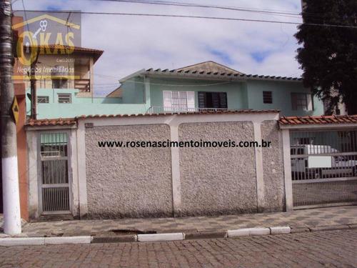 Imagem 1 de 30 de Sobrado Com 3 Dormitórios À Venda, 150 M² Por R$ 350.000,00 - Sítio São José - Suzano/sp - So0033